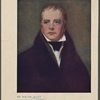 Sir Walter Scott from the painting by Sir Henry Raeburn.