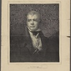 Sir Walter Scott from a picture by Sir Henry Raeburn