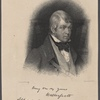 Very truly yours Walter Scott. Abbotsford 3 Sept.1824. From the original picture in the possession of Mr. Murray. Painted 1824
