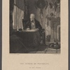 The author of Waverley, in his study. Abbotsford