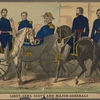 Lieut.-Gen'l Scott and Major-Generals. Major-General McClellan. Major-General Dix. Lieutenant-General Scott. Major-General Frémont. Major-General Banks...[U]nited States Army.