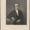 Rev. Levi Scott. D.D. Bishop of the Methodist Episcopal Church
