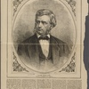 Colonel Thomas Scott, president of the Pennsylvania Railroad.