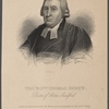 The Revd. Thomas Scott, Rector of Aston Sandford. Copied by permission from the picture in possession of the Revd. S. King