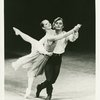 Judith Fugate and Mikhail Baryshnikov in Dances at a Gathering.