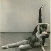 Nora Kaye and John Kriza in Jerome Robbins' ballet Facsimile