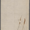 Autograph check signed to Brooks, Son and Dixon, 27 January 1816