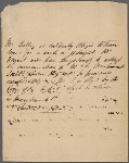 Autograph letter signed to William Bryant, [2 May 1816]