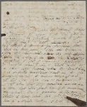 Autograph letter to Lord Byron, 22 July 1816