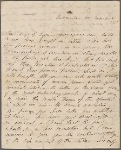 Autograph letter to Lord Byron, 8 September 1816