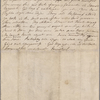 Autograph letter signed to Eliza Westbrook, Percy Bysshe Shelley, and her parents, ?7 December 1816