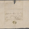 Autograph letter signed to Thomas Jefferson Hogg, [2, 9, or 16 June, 1813]