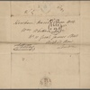 Autograph letter to William Whitton, 7 March 1814