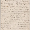 Autograph letter signed to Reverend Henry Dyson Gabell, 13 September [1787]