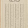 Street Index