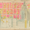 Hudson County, V. 1, Double Page Plate No. 5 [Map bounded by Washington St., Morgan St., Hudson River, Tidewater Basin]
