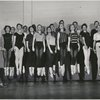 Jerome Robbins and Ballets: U.S.A. jumping