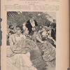 La fête du 16 Févrie à l'Élysée. Un coin du bal. ( La Vie moderne, Feb. 25, 1882.)