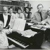 George Balanchine, Jerome Robbins and Stravinsky Festival choreographers