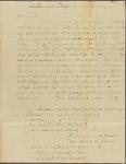 Barnes, Julia, 1834 - 1839, n.d.