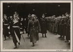 Reichsfuhrer of the SS and German Chief of Police Himmler pays the Polish capital city a brief visit.