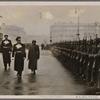 Reichs Foreign Minister von Ribbentrop pays a visit to Warsaw.]