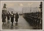 Reichs Foreign Minister von Ribbentrop pays a visit to Warsaw.
