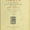 Tobacco, V. 2. 1615-1698