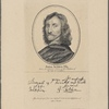 John Selden, Esq. From an original picture in the collection of The Earl of Leicester. His autograph from an original letter in the possession of John Thane.