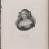 Mme. de Sévigné