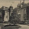 Vichy. Façade gauche du pavillion de Mme. de Sévigné.