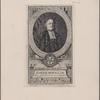 Joseph Sewall D.D. Pastor of the Old South Church, Boston. Ob. 27 June 1769. Aetat. 81