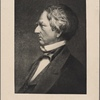 William H. Seward. From a portrait in the possession of the Department of State at Washington, painted during Mr. Sewards's secretaryship.
