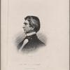 William H. Seward, secretary of state. (From Brady's daguerreotype)