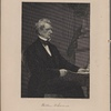 William H. Seward. Likeness from an approved photograph from life