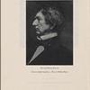 William Henry Seward from an original negative, c. 1863, by Matthew Brady.