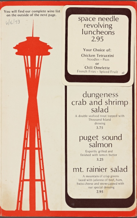 Space Needle Restaurant