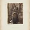 Firenze, 2a Porta Settentrionale del Duomo [Florence, 2nd north gate of the Duomo (Basilica di Santa Maria del Fiore)]