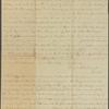 Tilden, Henrietta, 1830, 1835 - 1839, n.d.