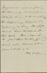 Tilden, Henry A., undated