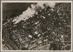 Striking at the heart of the Empire.  Huge fires in the docks and warehouses of London lit up the skies of the British capital night after night.  For fourteen hours London was under air raid alert.