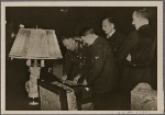 Soon after the Rumanian head of state General Antonescu spent some time in Berlin, where he met the Führer.  Rumania also signed to enter the Tripartite Pact, joining on behalf of Slovakian Minister-President Professor Doctor Tuka as well.