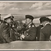 With unwavering dedication, the German Air Force practiced reprisal.  Under the personal command of Reichs Marshal Hermann Goering, German fighter planes flew day and night over the Chanel and punished England.]