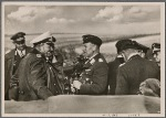 With unwavering dedication, the German Air Force practiced reprisal.  Under the personal command of Reichs Marshal Hermann Goering, German fighter planes flew day and night over the Chanel and punished England.