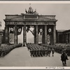 On July 18th Berliners were able to joyously greet the first soldiers, returning victorious from the battlefields of Poland and France. These days saw nearly every garrison town in Germany gripped by such outward manifestations of thanksgiving.]