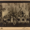 Ensemble cast in the stage production This Year of Grace, Selwyn Theatre, 1928