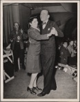Noël Coward in London at the Stage Door Canteen