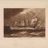 Ships in a breeze. (In the possession of the Earl of Egremont.)