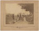 Sweet potatoe planting. James Hopkinson's plantation, Edisto Island, South Carolina, April 8, 1862.