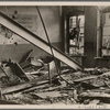 Anger and outrage again rang throughout Germany, as British pilots dropped bombs on the famous children's home in Bethel near Bielfeld, which resulted in destroyed houses and (the deaths of?) twelve German children]